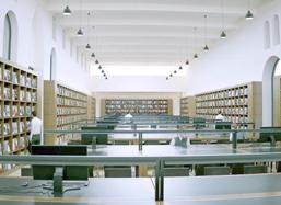 单招院校-图书馆