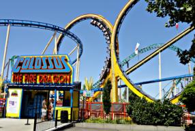 Company: Lagoon Amusement Park