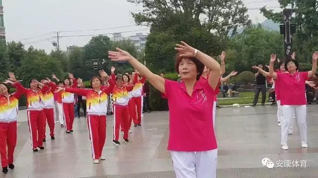 """汉阴县——""""香溪文化广场""""杯""""首页节拍·舞动汉江""""市县联动活动"""