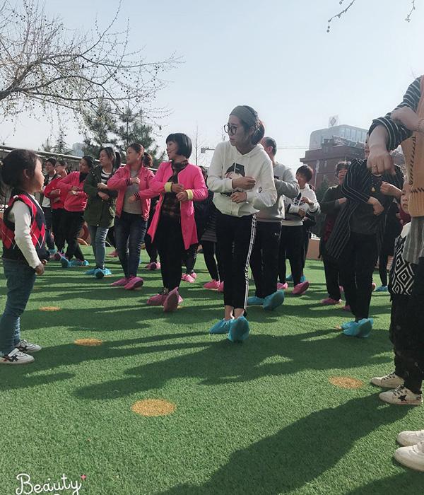 安丘国际幼儿园环境展示