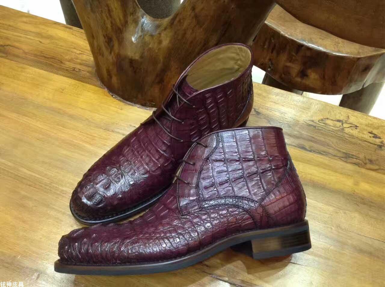 资阳市鳄鱼皮鞋专卖店