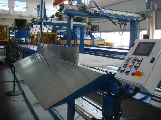 全自动切割打印一体化生产