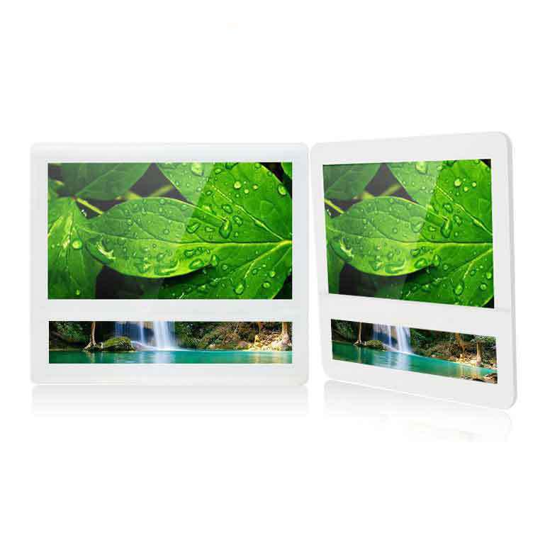18.5寸 21.5寸条形液晶屏分众款广告机高品质分屏广告机