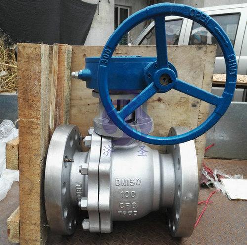涡轮球阀Q341F-100P
