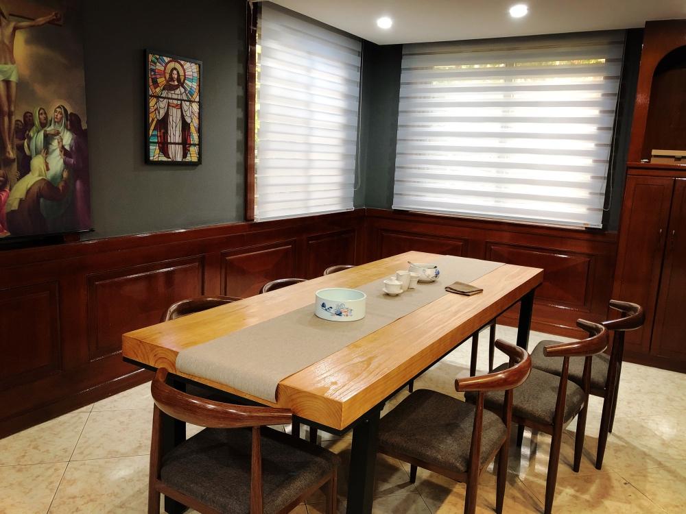 茶艺会议室