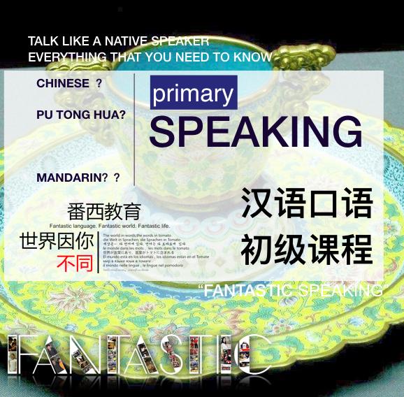 汉语初级口语提高