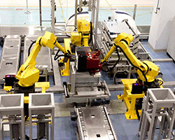 机器人备件