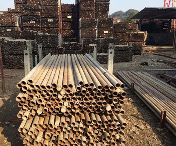 合肥钢管架租赁案例