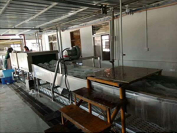江西省万安县某餐具消毒中心废水处理项目