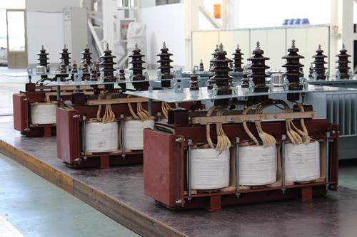 非晶合金變壓器