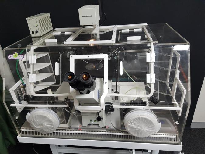 显微镜式SOTOTT75防震台集成案例.png