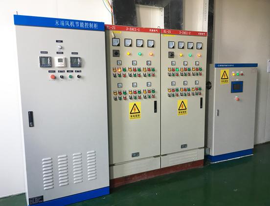 深圳湾科技生态园中央空调自控工程