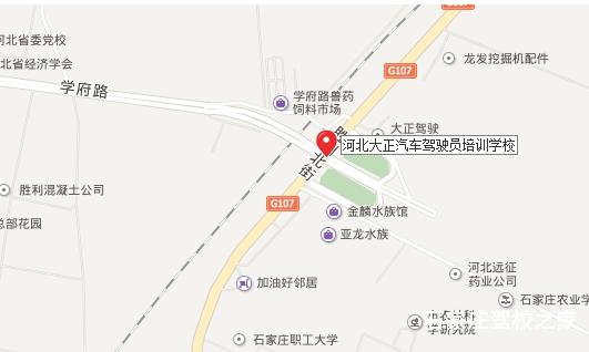 大正驾校地址
