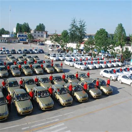 大众驾校训练车