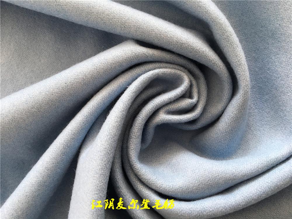 江阴毛纺厂特供现货类仿麦呢
