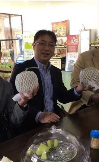 河北名美日方总经理园田直史博士