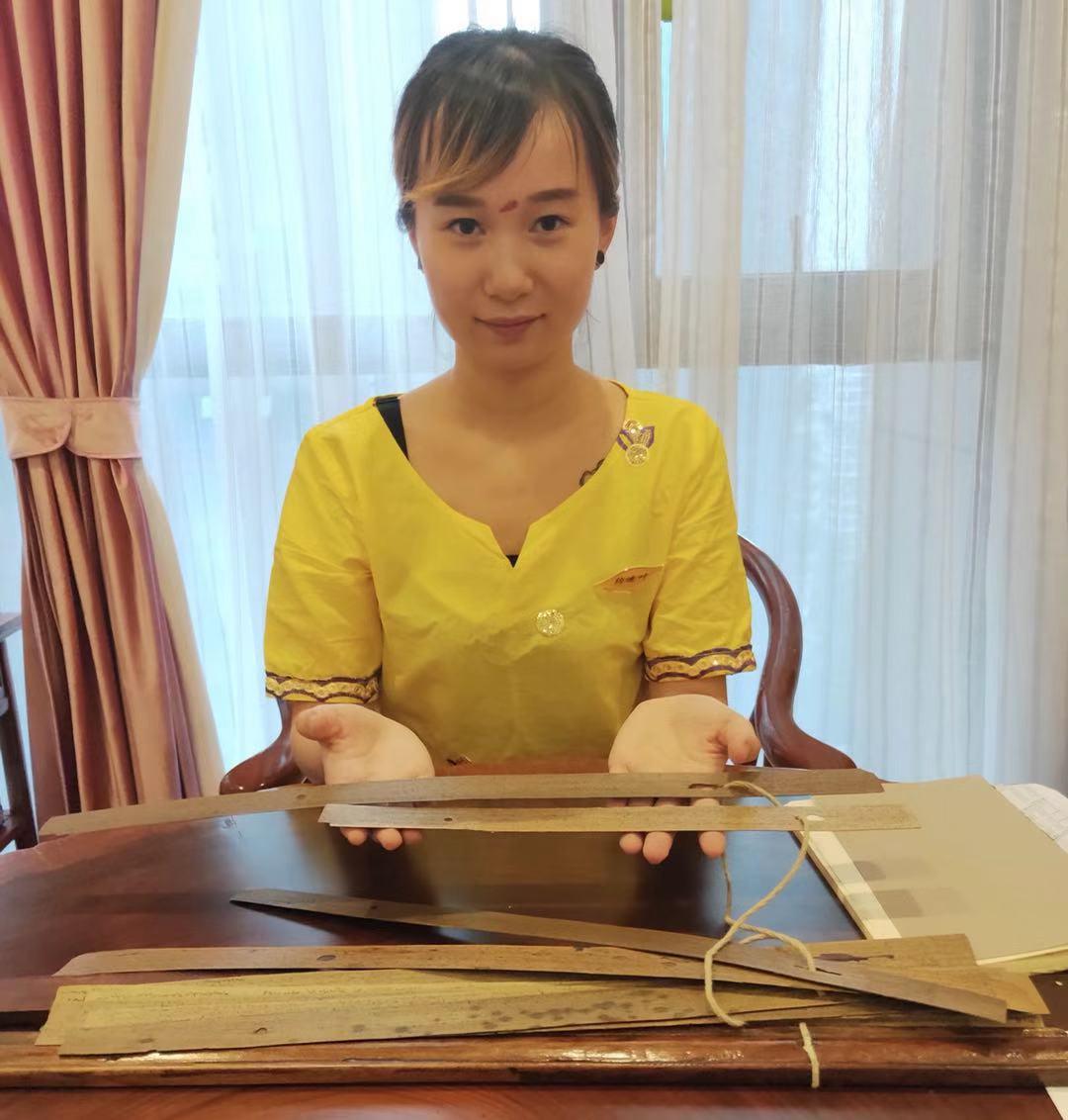 留学美国的中国女生解读纳迪叶过程分享!