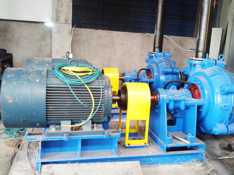 AH渣浆泵钢厂