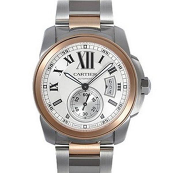 【JF厂】卡地亚CALIBRE DE 系列W7100015腕表