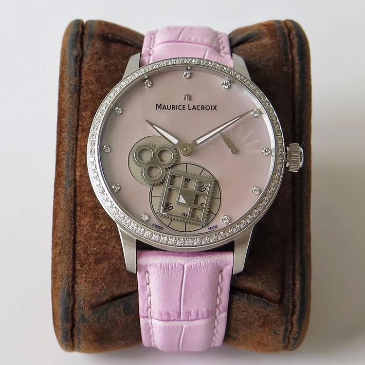 艾美匠心系列MP7158-SD501-570腕表女表
