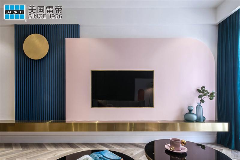 藝術涂料展現在你家里的每一個空間!
