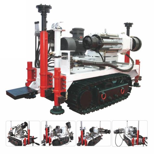 ZLJ1200L煤矿用履带式坑道钻机