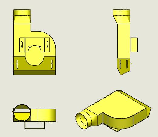 SM-030301 吸塵刀罩