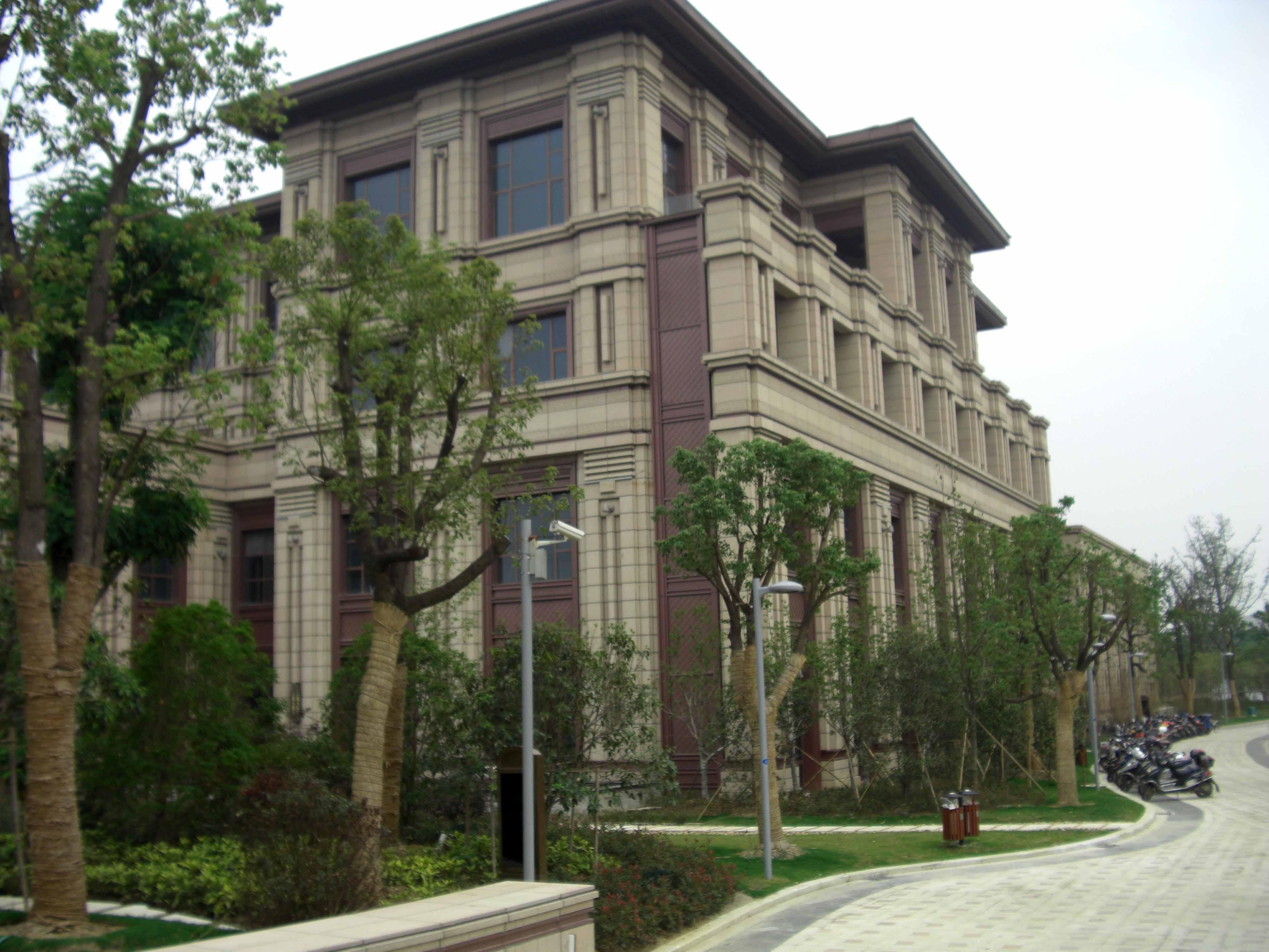 江苏常州市国宾馆主楼