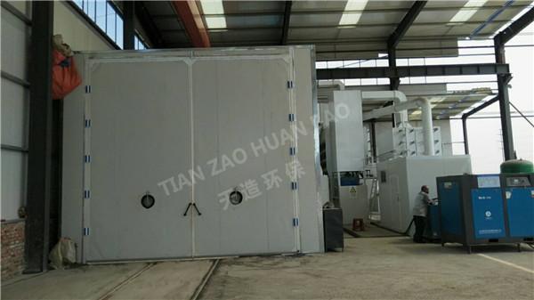 徐州喷砂设备厂家:无尘喷砂设备使用的注意事项有哪些?