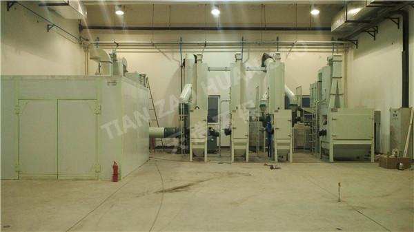 为您解析述南京喷砂设备的详情及喷砂机标准