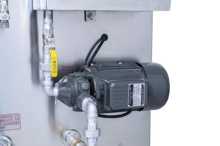 18kw电加热蒸汽锅炉  高效:产气快蒸汽干燥度高;   节能:优良炉体结构