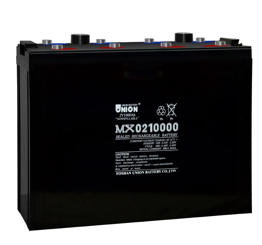 2V系列(电讯、电力)AGM电池2V1000AH