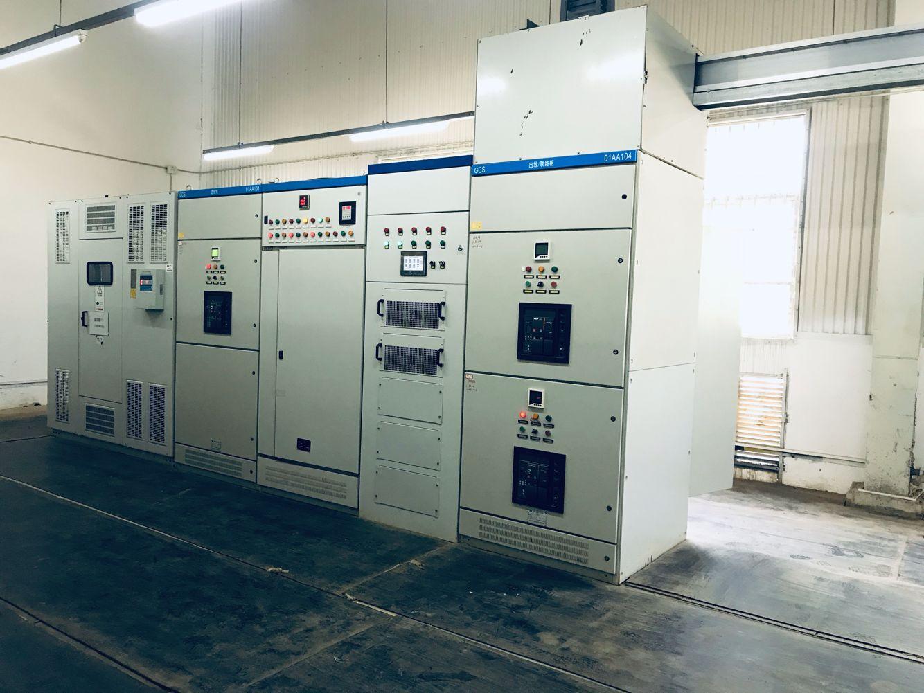 SINCO-APF-AM混合動態消諧補償裝置