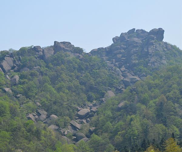 安庆巨石山基地