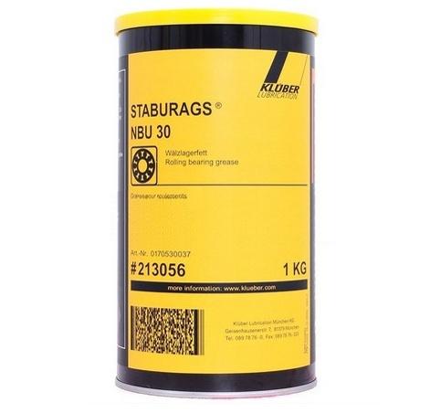 克鲁勃特种润滑脂STABURAGS NBU 30