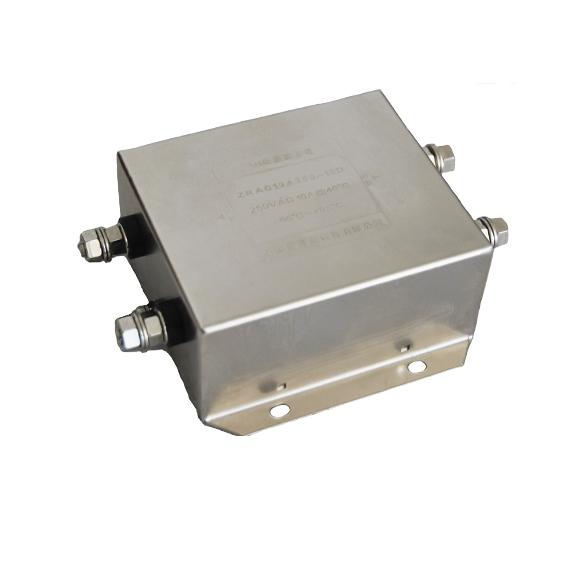 250V10A單相交流EMC電源濾波器
