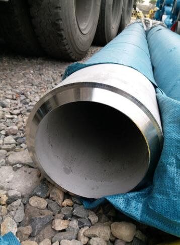 不銹鋼焊管材品質優劣的識別方法