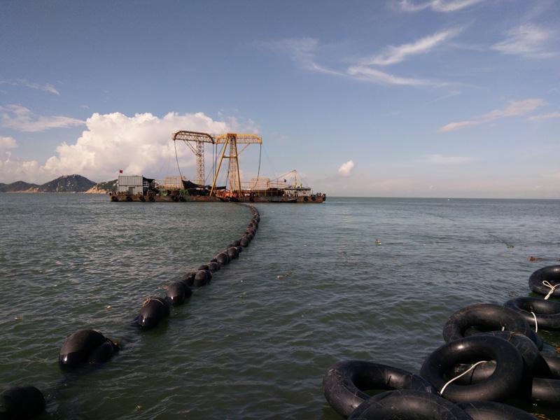 珠海�L���|施工