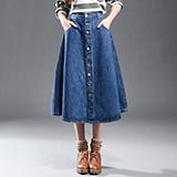 牛仔半裙系列