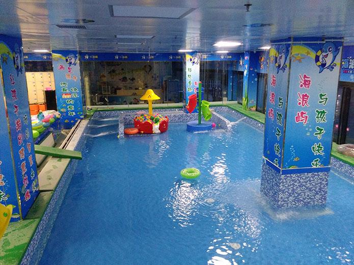新乡海浪屿儿童室内水上乐园项目