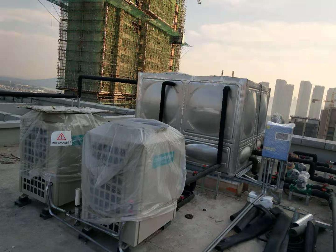 工厂空气能热水
