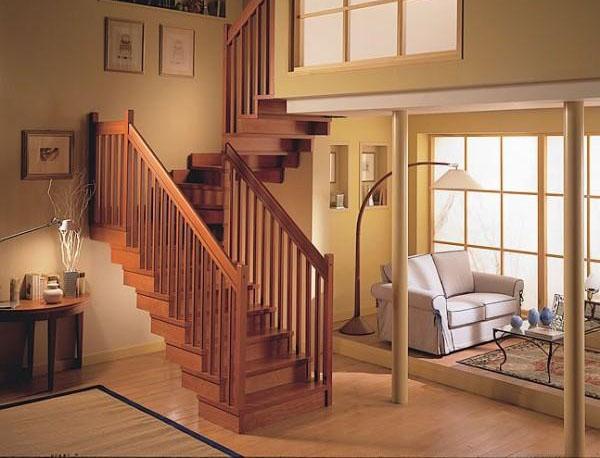 合肥樓梯廠家帶你了解安裝樓梯材料以及樣式