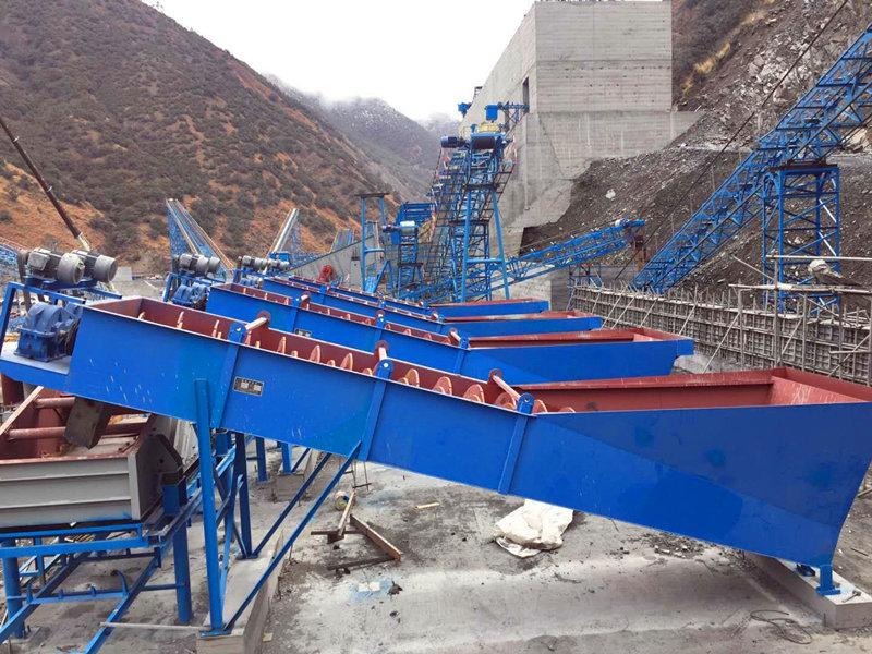 日產2萬噸水洗項目