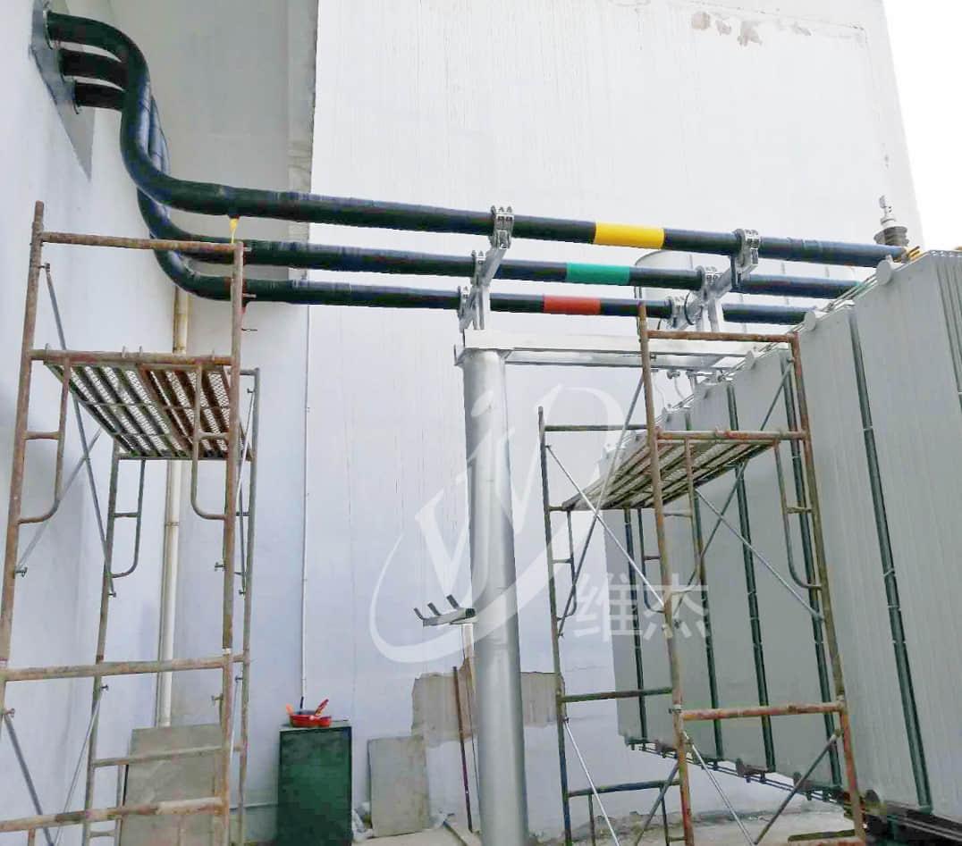 豫光集团豫光铜冠110kV变电站扩建工程