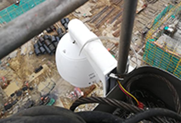 塔吊無線監控
