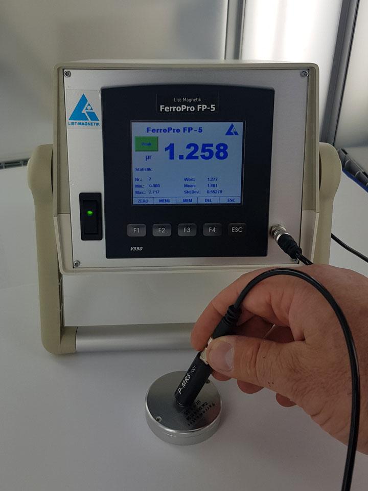 台式磁导率仪 FerroPro FP-5