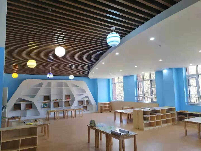 泰安市直機關幼兒園室內二次裝飾工程