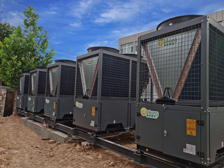 马头科技企业孵化基地鑫康空气能冷暖工程