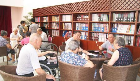 全国已建成29.1万家居家社区养老机构