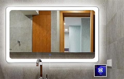 LED浴室镜子的发展历史